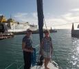 Hejdå La Gomera, Hej Atlanten!