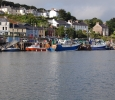 Vi lämnar fina Crosshaven på Irland