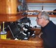 Soffie hjälper Magnus med navigationen