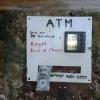 till och med en bankomat