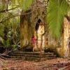 Ruiner från Chagossianernas tid
