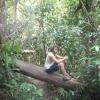 Fikapaus i djungeln
