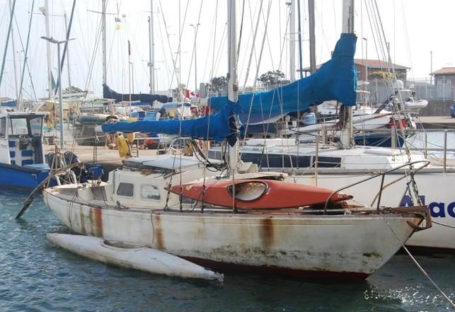 Jeans båt