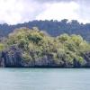 """Den här """"lilla"""" ön fanns inte med på sjökortet. Det gäller att titta på verkligheten också!"""