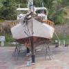 Liten man, stor båt: en kämpande båtgranne