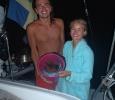Glada nattfiskare