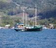 Sindbad, våra vänner från förra seglingen i Karibien