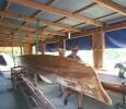 På kanotsnickeriet