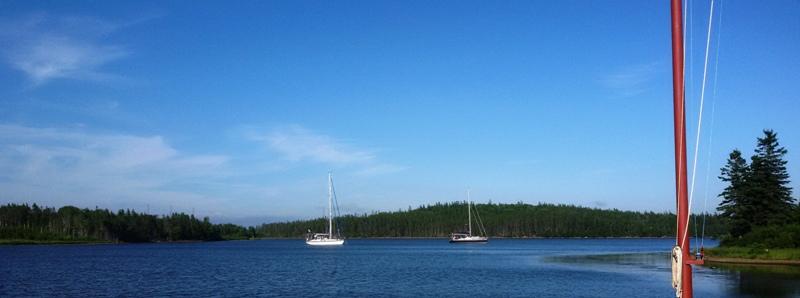 Och finaste båtarna!