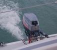 Utombodarn får en sötvattenskörning i Gatunsjön