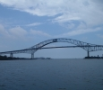 Bron mellan två kontinenter