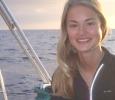 Camilla äntligen ombord!