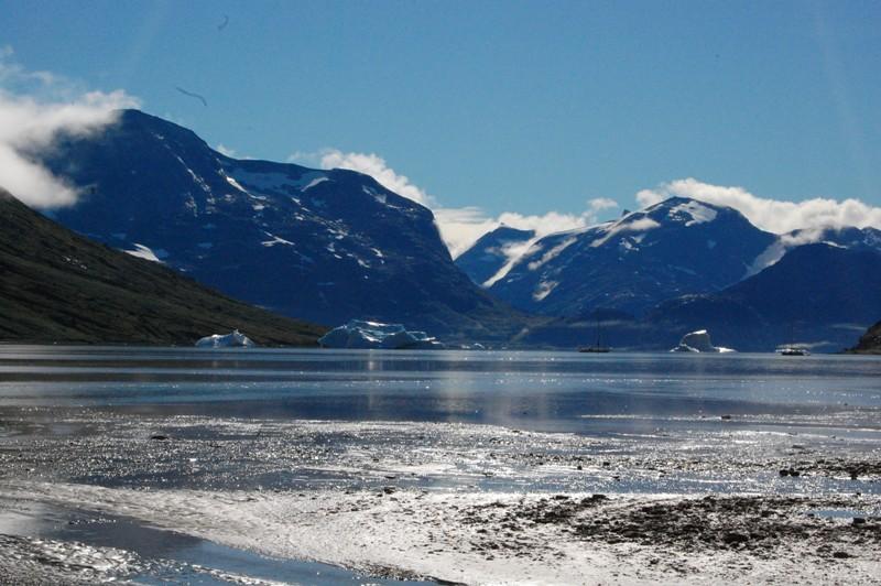 Grönland – Island
